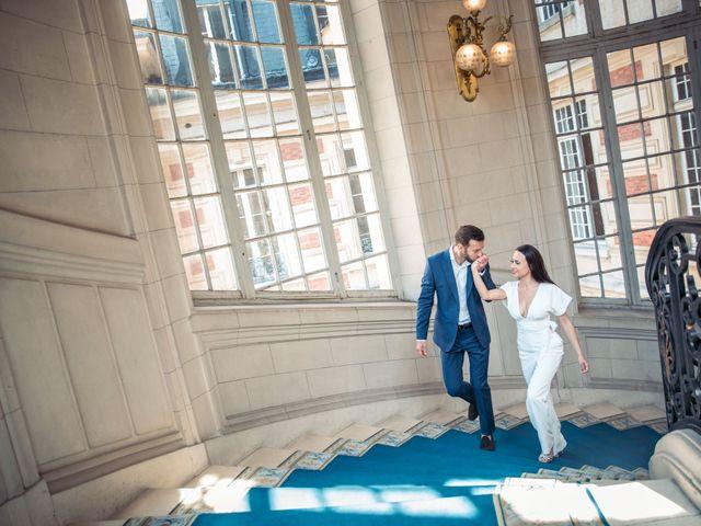 Le mariage de Martin et Jaquelyn à Chevreuse, Yvelines 1