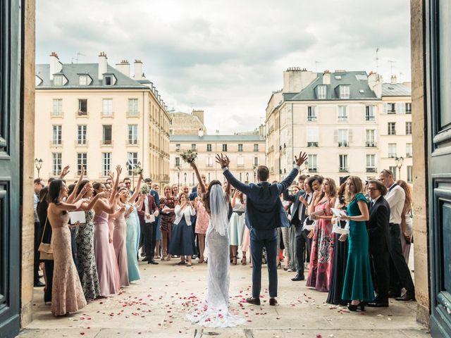Le mariage de Martin et Jaquelyn à Chevreuse, Yvelines 7