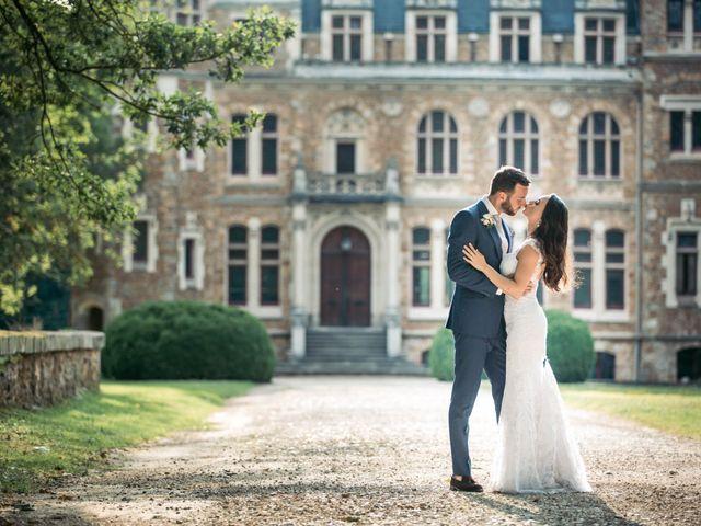 Le mariage de Martin et Jaquelyn à Chevreuse, Yvelines 12