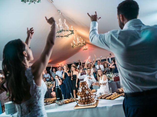 Le mariage de Martin et Jaquelyn à Chevreuse, Yvelines 17
