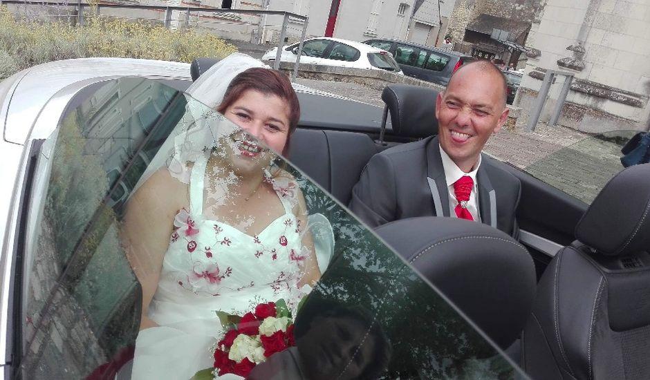 Le mariage de David et Sandra à Mazé, Maine et Loire