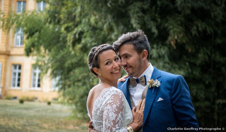 Le mariage de Julien et Marie à Rosey, Saône et Loire