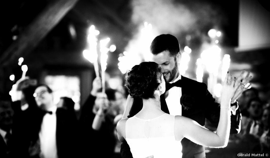 Le mariage de Nicolas et Stéphanie à Chamonix-Mont-Blanc, Haute-Savoie