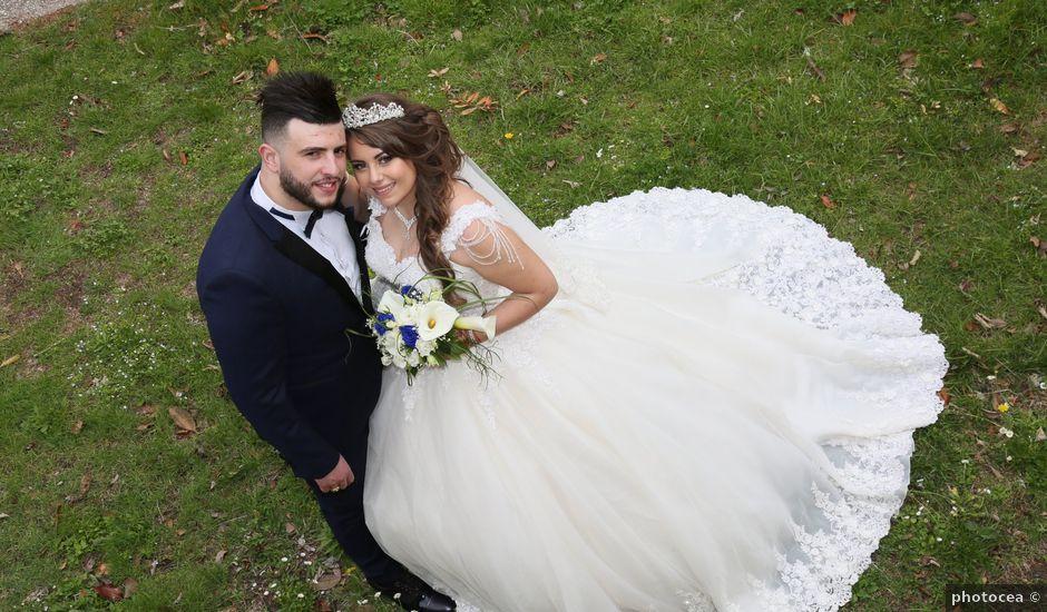 Le mariage de Mohamed et Marine à Marseille, Bouches-du-Rhône