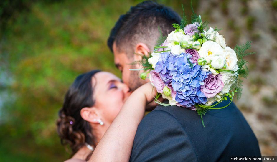 Le mariage de Romain et Pauline à Drancy, Seine-Saint-Denis
