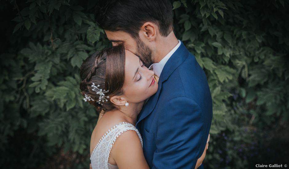 Le mariage de Jacques et Chloé à Cergy, Val-d'Oise