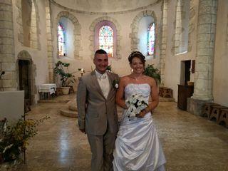 Le mariage de Elodie et Flavien