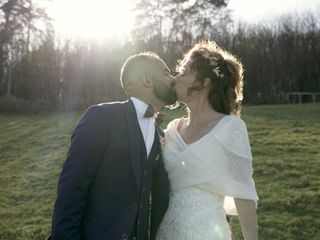 Le mariage de Laëtitia et Mickaël
