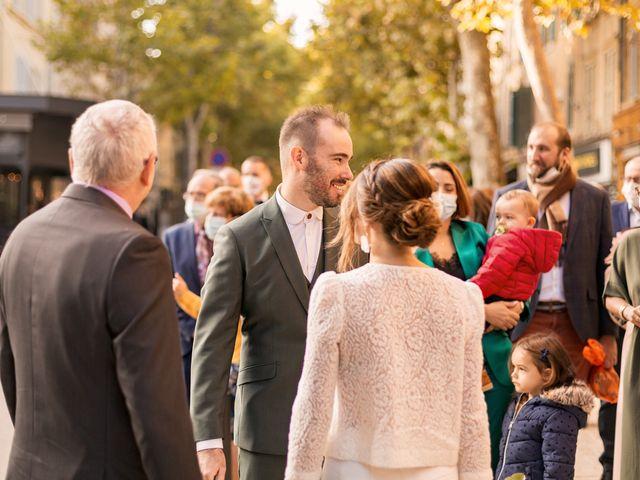 Le mariage de Victor et Aurore à Salon-de-Provence, Bouches-du-Rhône 7