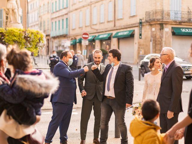 Le mariage de Victor et Aurore à Salon-de-Provence, Bouches-du-Rhône 8