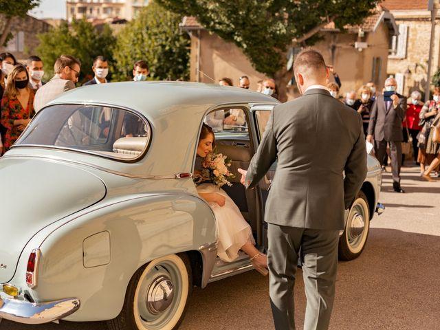 Le mariage de Victor et Aurore à Salon-de-Provence, Bouches-du-Rhône 4