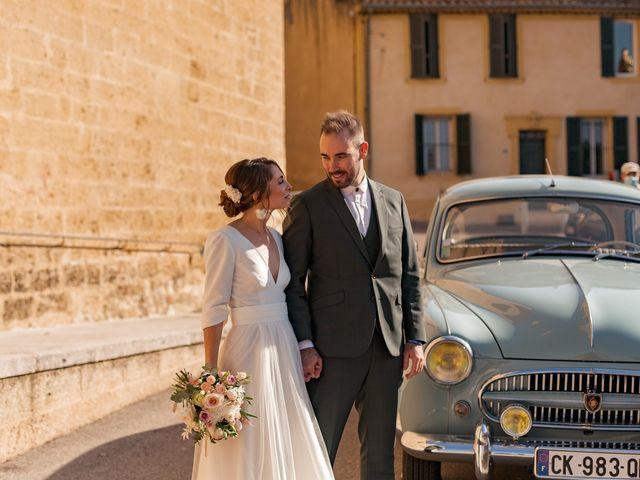 Le mariage de Victor et Aurore à Salon-de-Provence, Bouches-du-Rhône 18