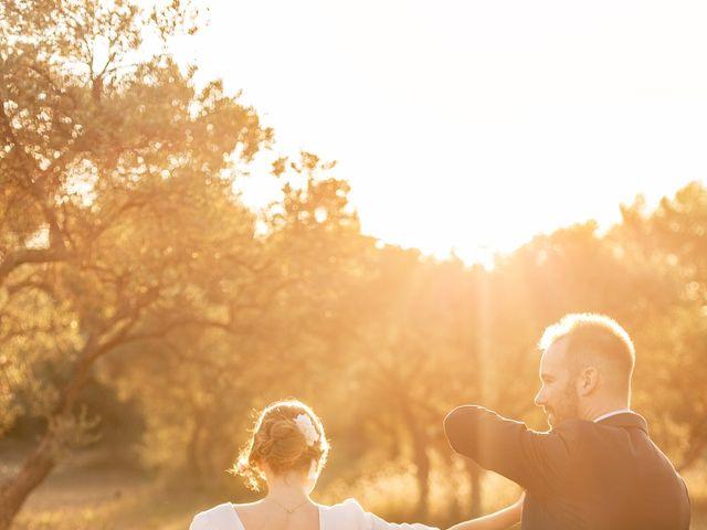 Le mariage de Victor et Aurore à Salon-de-Provence, Bouches-du-Rhône 35