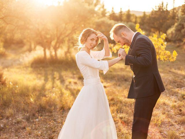 Le mariage de Victor et Aurore à Salon-de-Provence, Bouches-du-Rhône 36