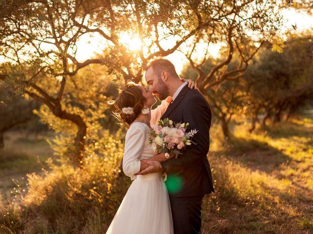 Le mariage de Aurore et Victor