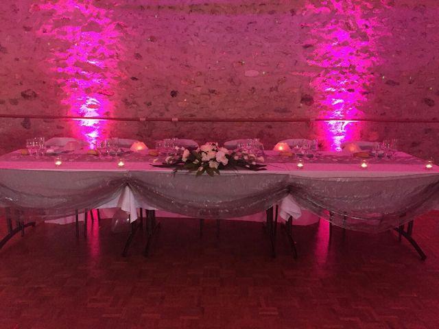 Le mariage de Flavien et Elodie à La Chapelle-du-Noyer, Eure-et-Loir 3