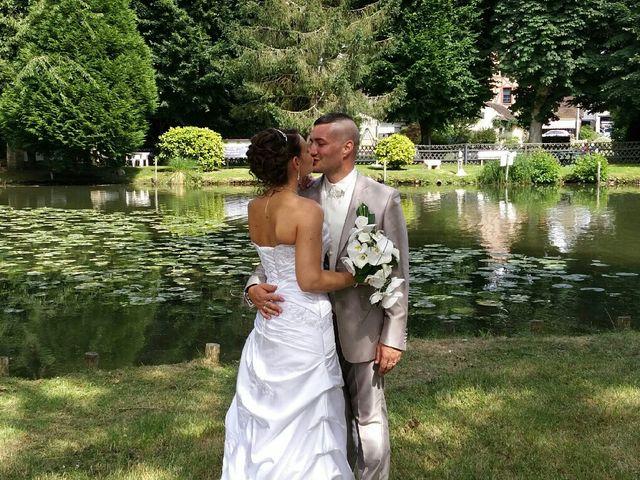 Le mariage de Flavien et Elodie à La Chapelle-du-Noyer, Eure-et-Loir 6