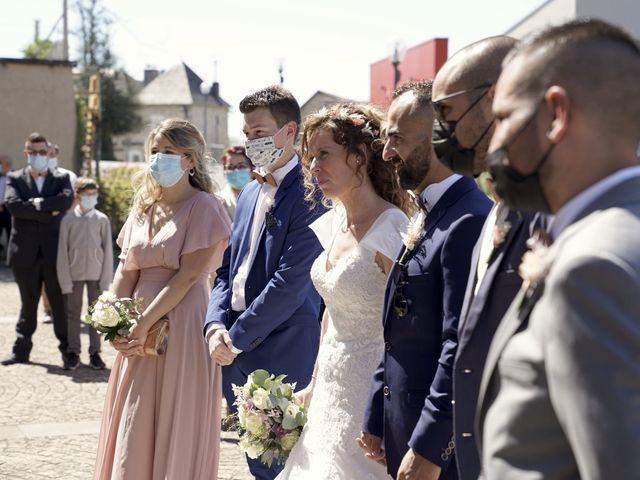 Le mariage de Mickaël et Laëtitia à Favars, Corrèze 20