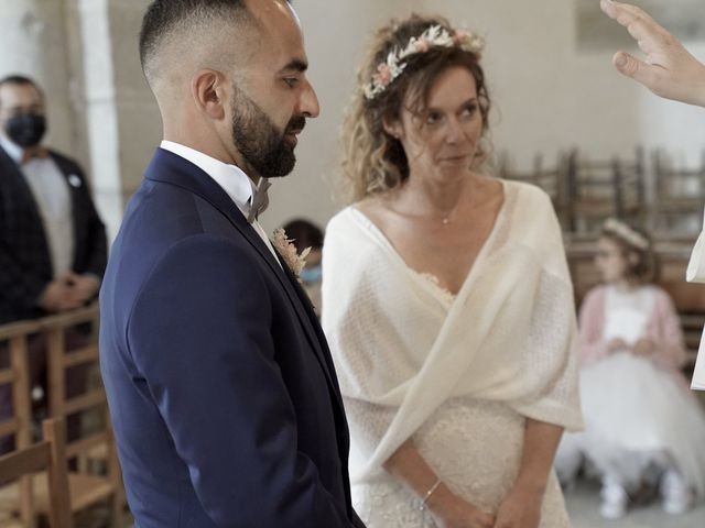 Le mariage de Mickaël et Laëtitia à Favars, Corrèze 31