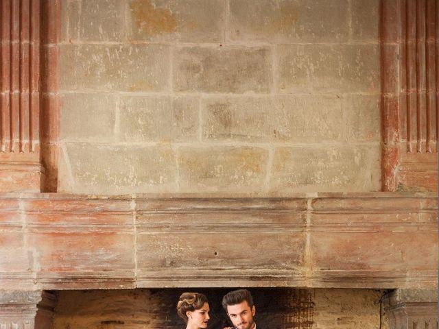 Le mariage de Oscar et Lisa à Carcassonne, Aude 17