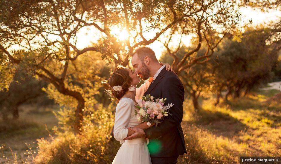Le mariage de Victor et Aurore à Salon-de-Provence, Bouches-du-Rhône