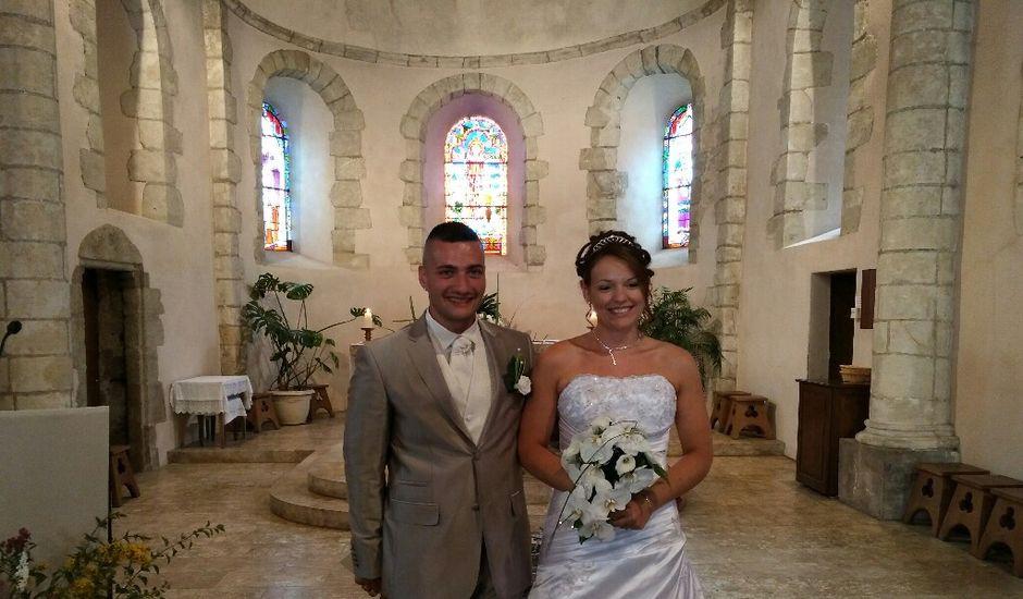 Le mariage de Flavien et Elodie à La Chapelle-du-Noyer, Eure-et-Loir