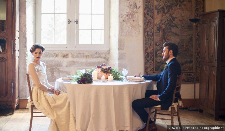 Le mariage de Oscar et Lisa à Carcassonne, Aude
