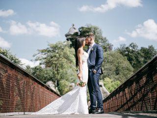 Le mariage de Sabrina et David 1
