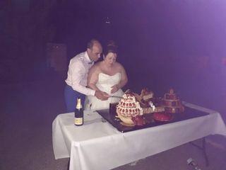 Le mariage de Nathalie et Nathalie et David