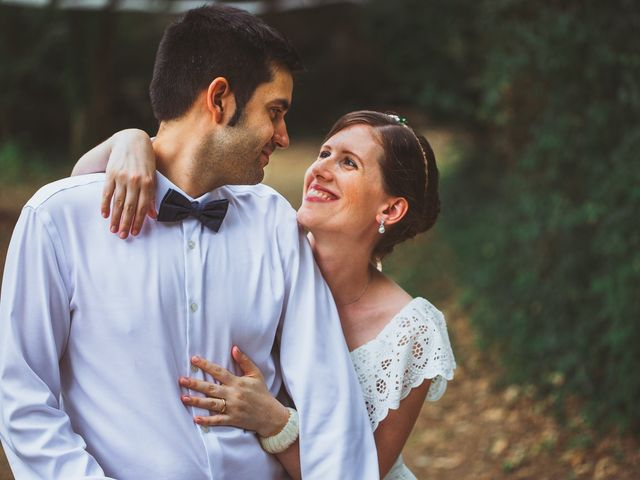 Le mariage de Pablo et Amy