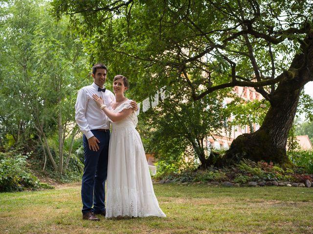 Le mariage de Amy et Pablo à Toulouse, Haute-Garonne 4