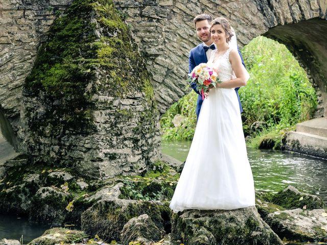 Le mariage de Myriam et Joël