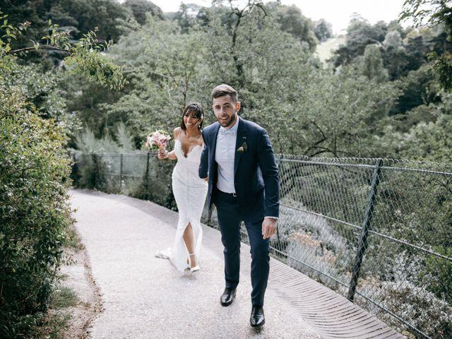 Le mariage de David et Sabrina à Paris, Paris 4