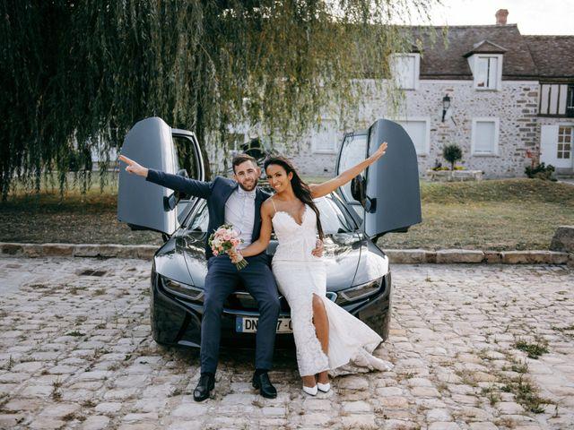 Le mariage de David et Sabrina à Paris, Paris 7