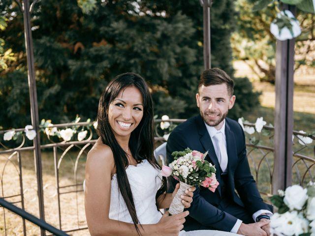 Le mariage de David et Sabrina à Paris, Paris 30