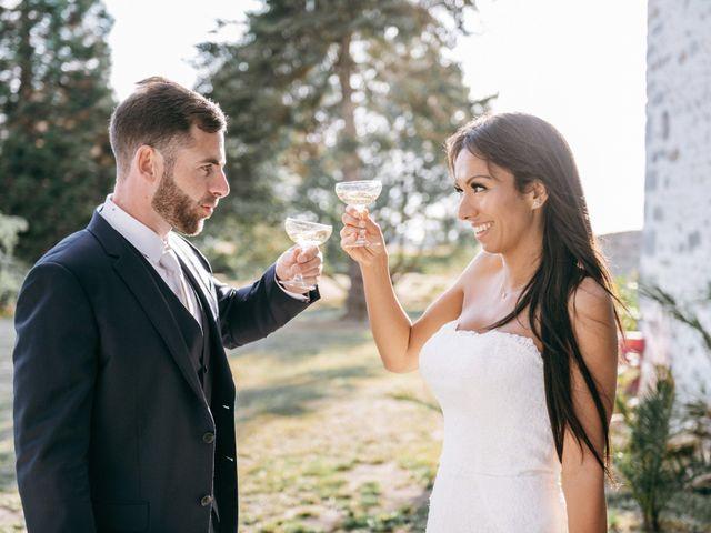 Le mariage de David et Sabrina à Paris, Paris 35