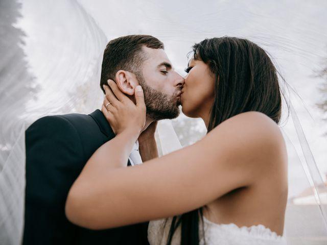 Le mariage de David et Sabrina à Paris, Paris 36