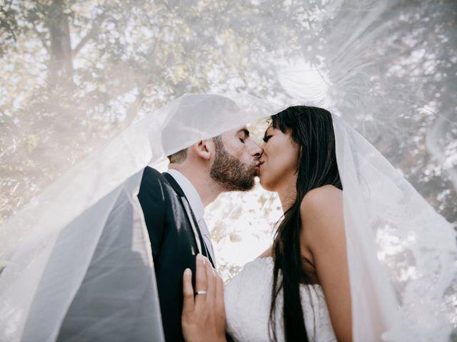 Le mariage de David et Sabrina à Paris, Paris 37