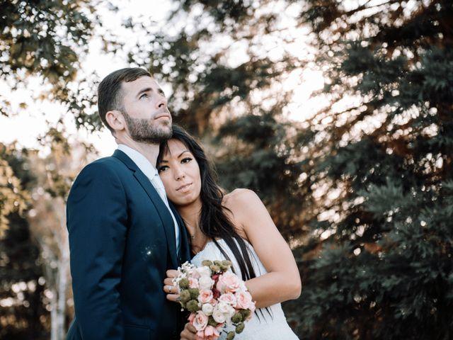 Le mariage de David et Sabrina à Paris, Paris 40