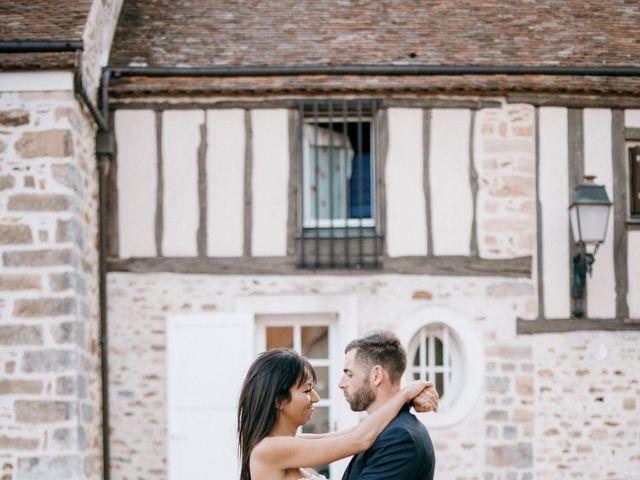 Le mariage de David et Sabrina à Paris, Paris 47