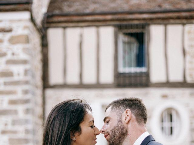 Le mariage de David et Sabrina à Paris, Paris 48
