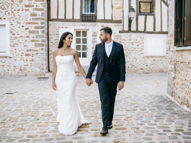 Le mariage de David et Sabrina à Paris, Paris 51