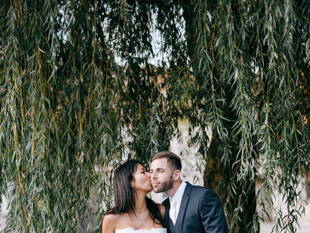 Le mariage de David et Sabrina à Paris, Paris 52