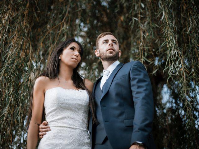 Le mariage de Sabrina et David