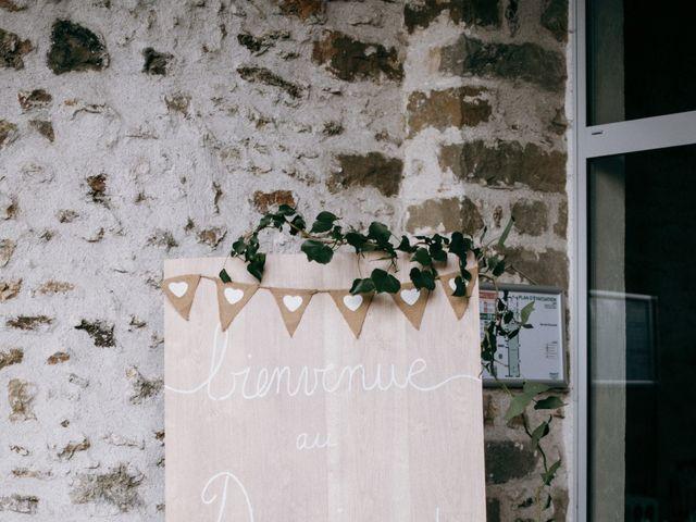 Le mariage de David et Sabrina à Paris, Paris 54