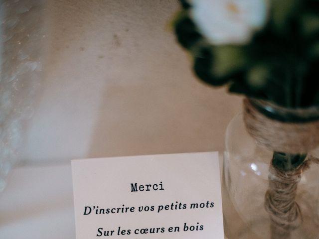 Le mariage de David et Sabrina à Paris, Paris 55