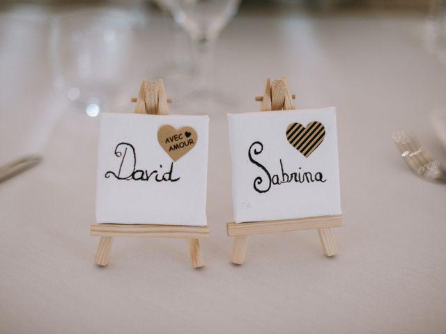 Le mariage de David et Sabrina à Paris, Paris 57