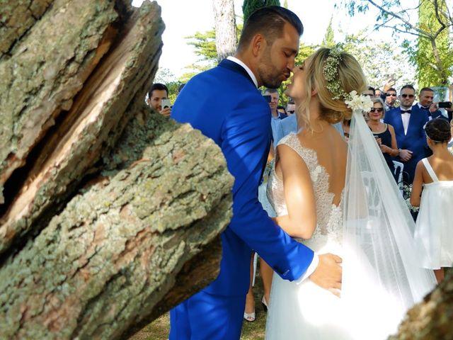 Le mariage de Justine et Alex