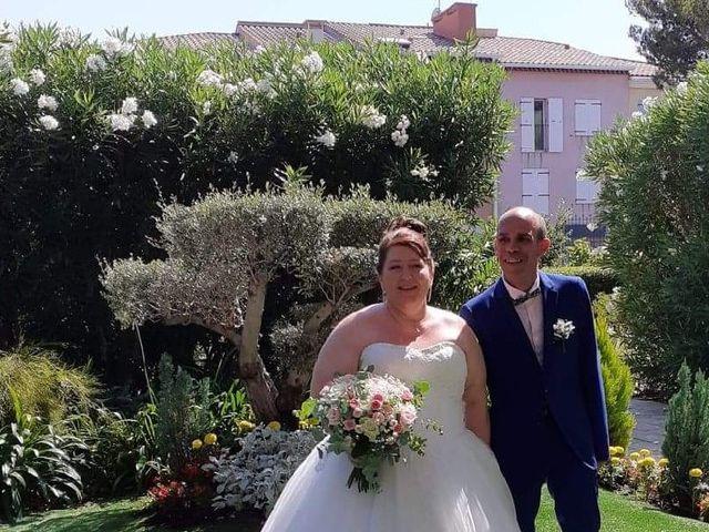 Le mariage de Nathalie et David et Nathalie à La Farlède, Var 1
