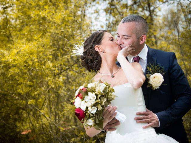 Le mariage de Jerome et Agnes à Anserville, Oise 9